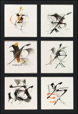 artful letters
