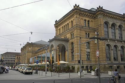 hannover train station